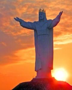 DSCN5401 - Jezus Swiebodzin, wieczor - kor