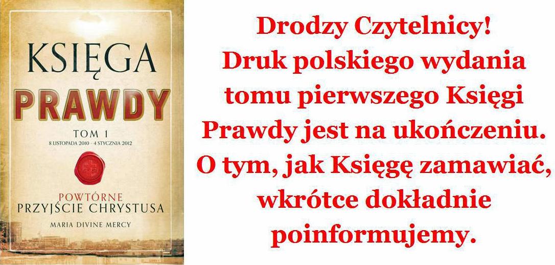Ksiega Prawdy, tom 1